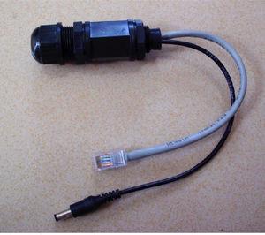 IP68プレス機ケーブルクランプシステム