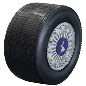 DC電動車輪 / 同期 / 24 V / 車両