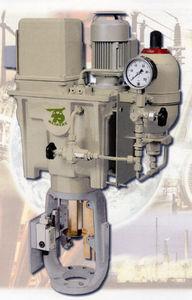 リニアアクチュエータ / 油圧 / ピストン / 小型