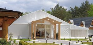 イベント企画用テント