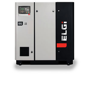 エアコンプレッサー / 定置式 / 電動 / スクリュー