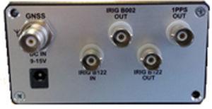 周波数と時間発電機