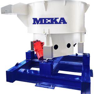 繊維ディスペンサー / 重量式 / ミキサー付き / 大容量