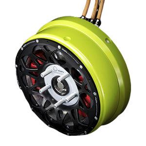 AC電動車輪