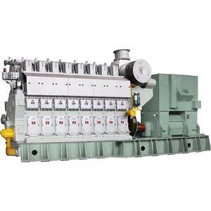 重油発電機