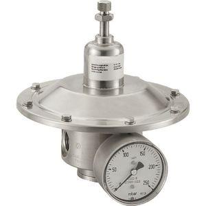 化学製品用圧力調整器
