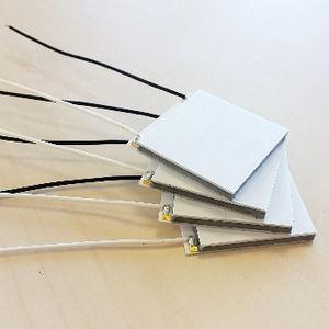 ペルチェ効果熱電気モジュール