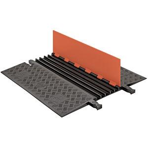床置き型ケーブル保護