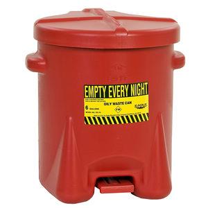 ポリエチレン製ゴミ箱