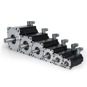 ACサーボ モーター / 同期 / 低電圧 / 高能率