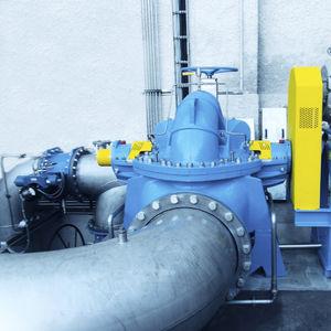 油圧タービン / 多段階 / 遠心 / 電力生産用