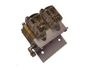 容積計量式流量調節器