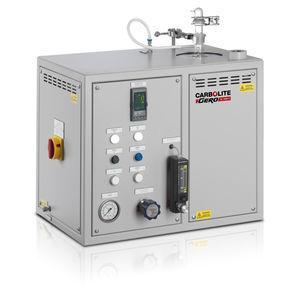 コークス反応性試験用炉 / チャンバー / CO2