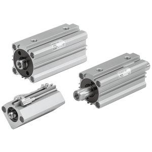 油圧シリンダ / 複動式 / 小型 / 軽量