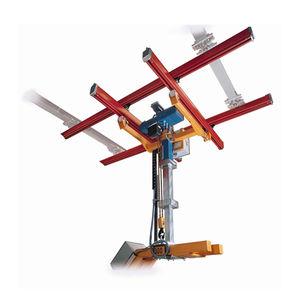 巻き上げ機付巻き上げ装置