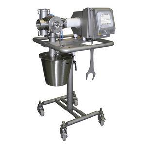 磁気分離器 / 金属 / ペースト状製品用 / 食品産業用