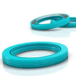 ゴム製シール材 / エラストマー / 合成繊維 / オイル