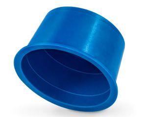 円筒形キャップ / PE / 再生プラスチック製