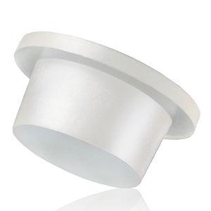 円筒形プラグ