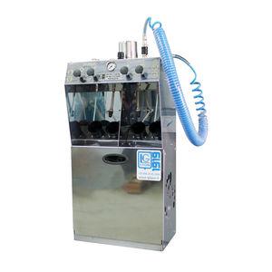 塗装スプレーガン用部品洗浄機