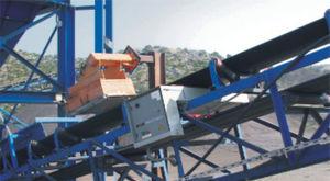 フラット金属検出機