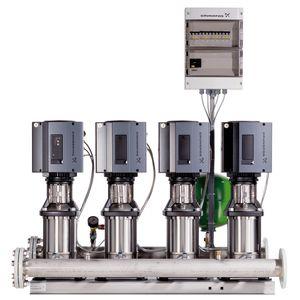 電子圧力ブースター / 水