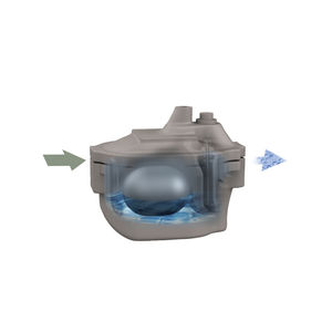 遠心分離器およびパージシステム