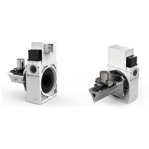 モーター駆動回転台 / 横型 / 複合工作機械用