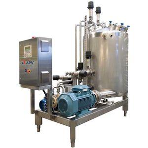 ローターステーター混合器 / バッチ式 / 粉末 / 化学工業用