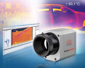 熱画像カメラ / 検査用 / 監視用 / 高精細度