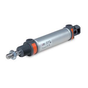 空気圧式シリンダー / 単動式 / 複動式 / 電磁ピストン