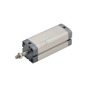 空気圧式シリンダー / 単動式 / 複動式 / 寸切りボルト付き
