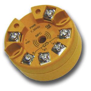 プローブヘッドマウント温度伝送器