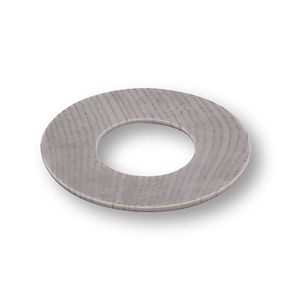 フラットシール材 / 円形 / エラストマー / 複合素材