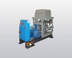 空冷式圧力ブースター / ピストン / エア / ガス