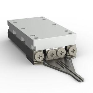 電動マイクログリッパー / 平行 / 2ツ爪 / コンパクト