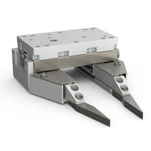 電動マイクログリッパー / 平行 / 2ツ爪 / 軽量