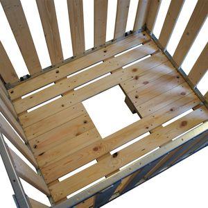 木製パレットボックス