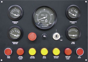 ディーゼルエンジン用制御ユニット