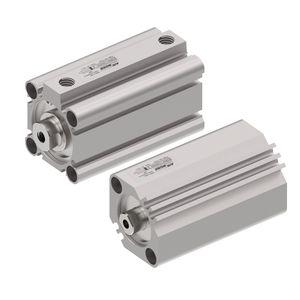 空気圧式シリンダー / 単動式 / 複動式 / パススルー ステム