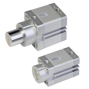空気圧式シリンダー / 単動式 / 複動 / パススルー ステム