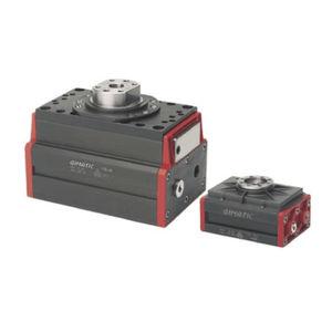空気圧回転インデックステーブル / 横型 / 重積載用