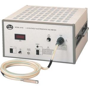 液晶ディスプレー電圧計