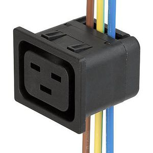 電源供給用コネクター