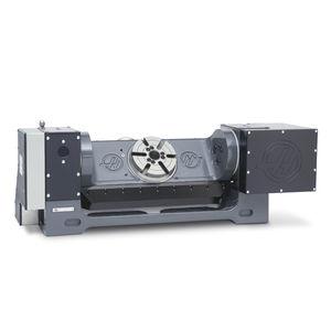 モーター駆動回転台 / 傾斜 / ミリング用 / CNC