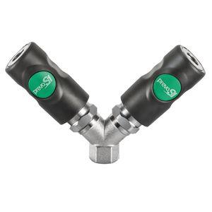 空気圧継手