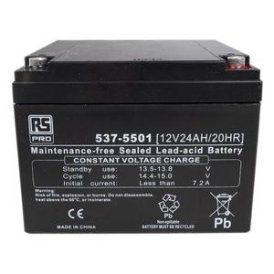 鉛酸バッテリー