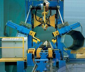 レーザー溶接機