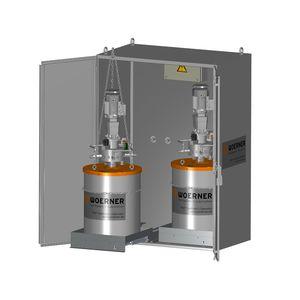 オイル潤滑給油システム