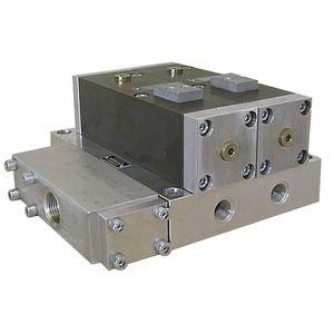 オイルフロー潤滑システム用流量リミッター
